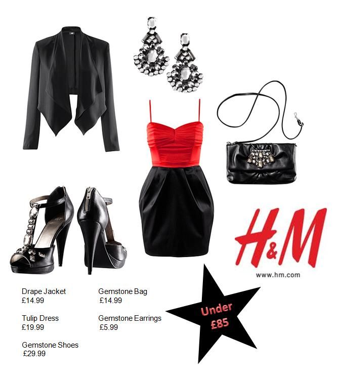 GET THE H&M CHRISTMAS LOOK!