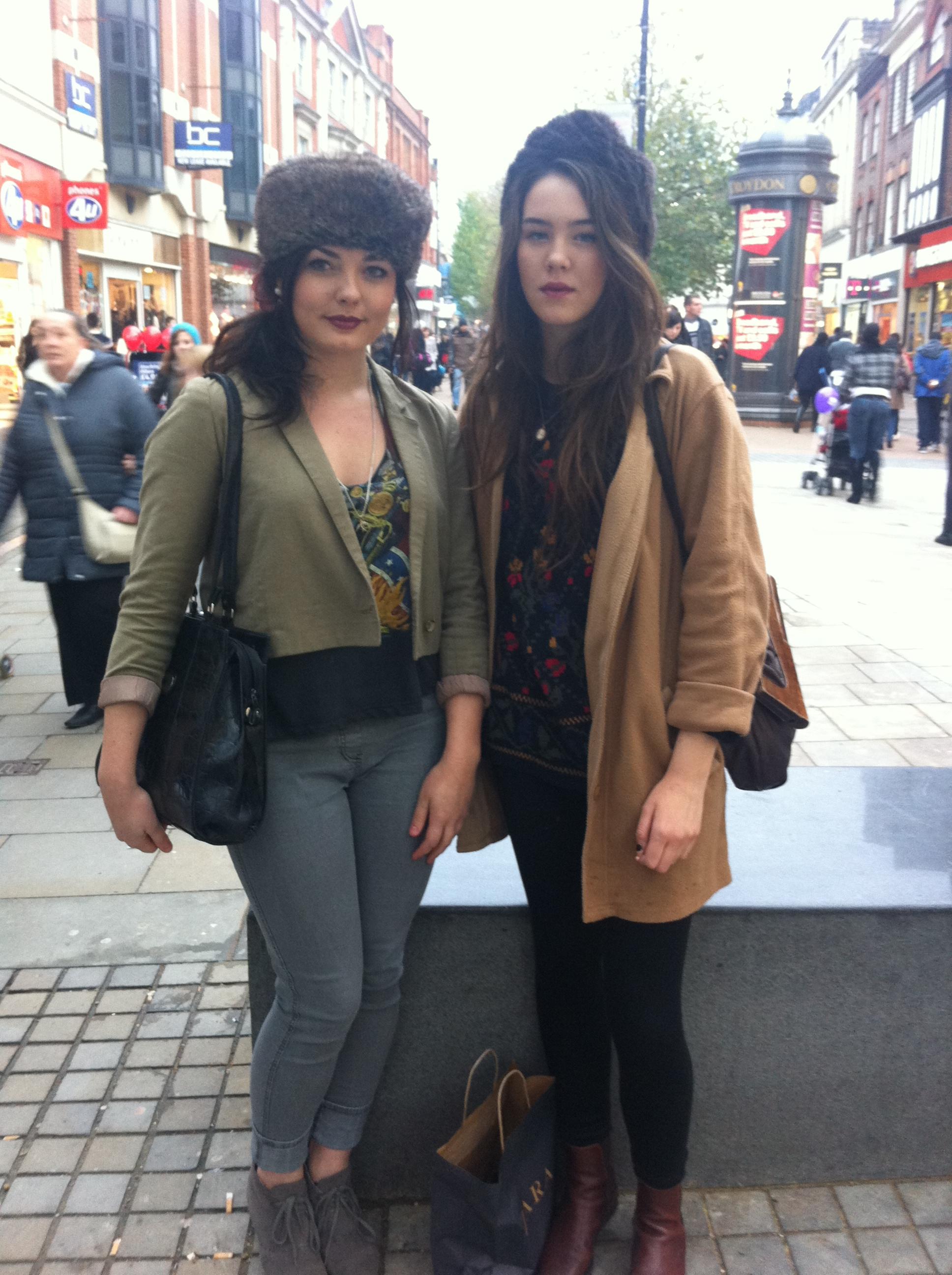 Girls in croydon