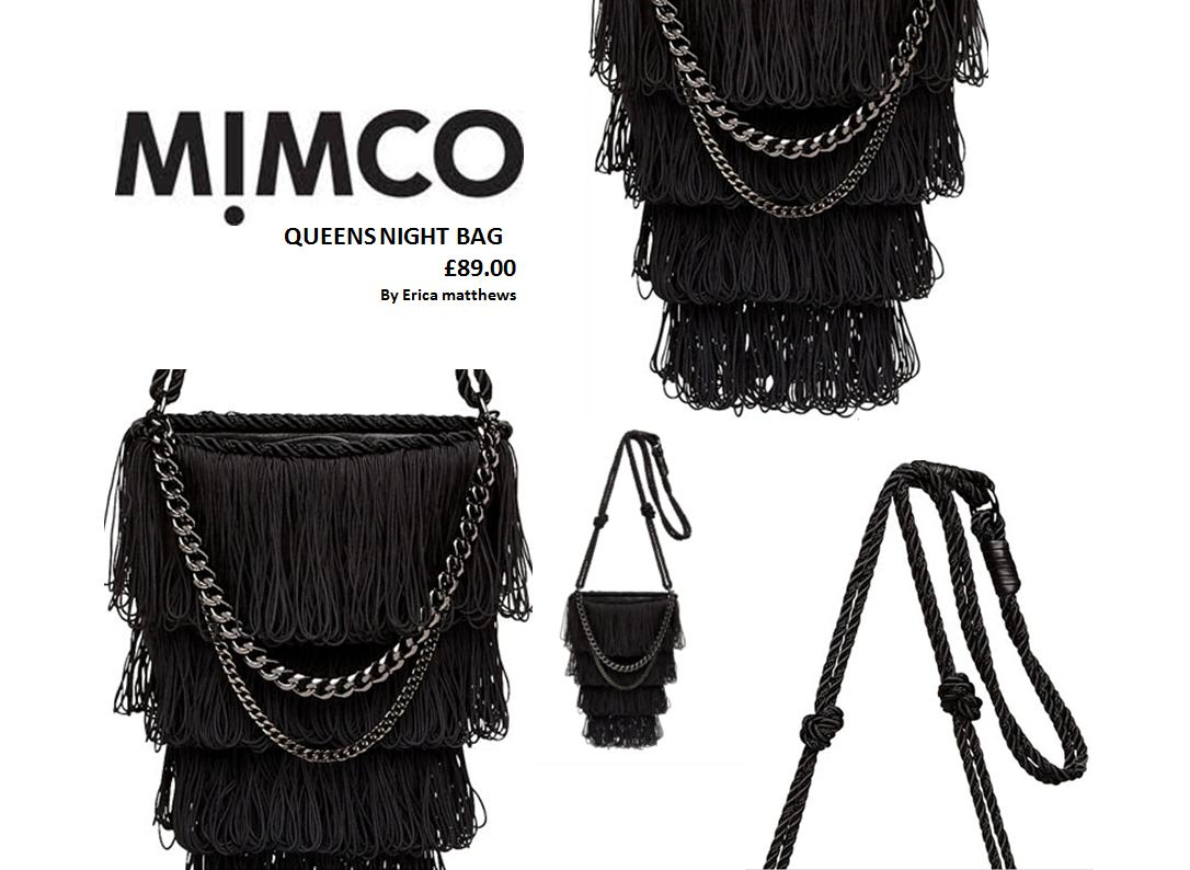 FASHION PICKS: MIMCO MUST HAVE BAG!!