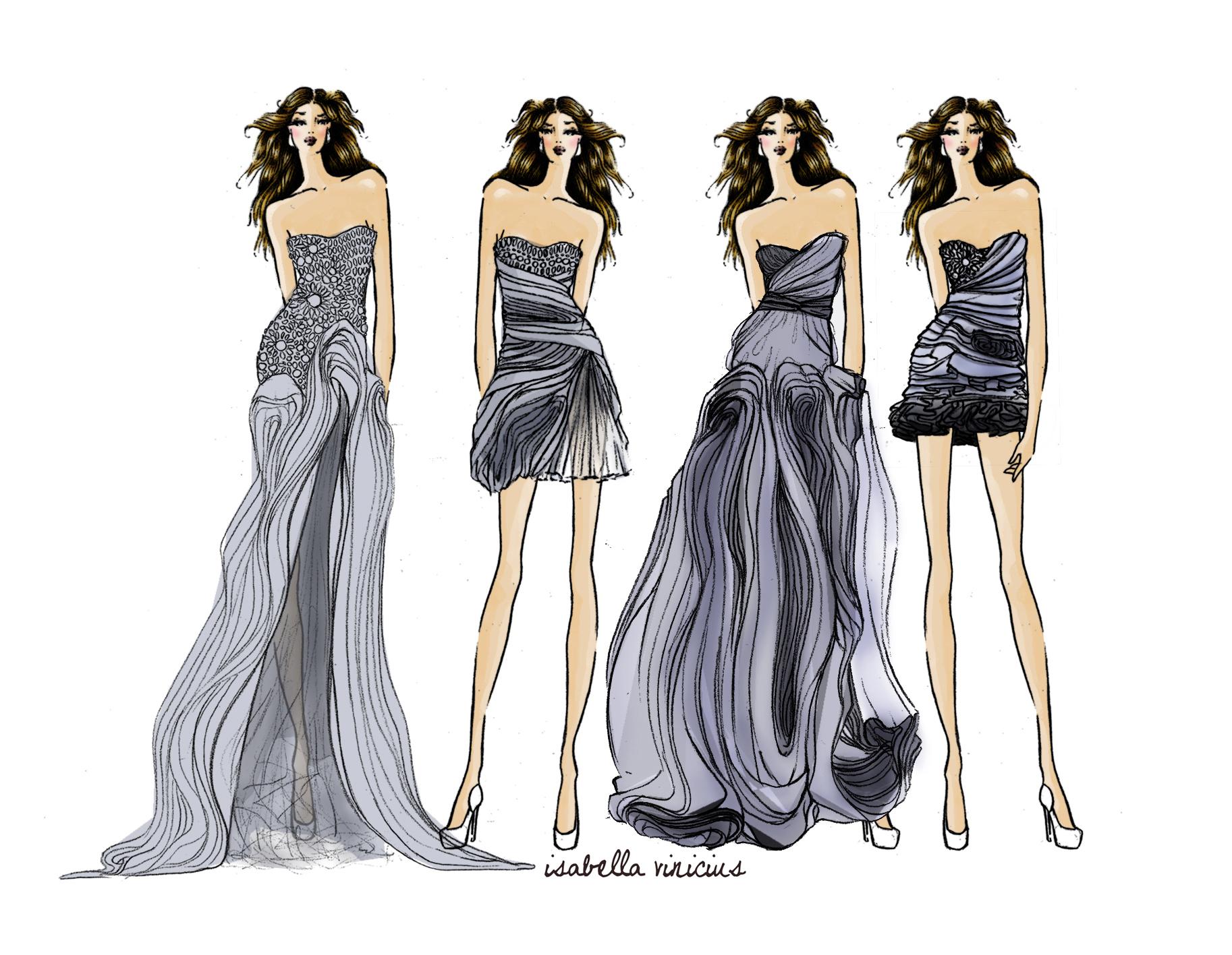 My Stylist Work Introducing Fashion Designer Isabella Vinicius