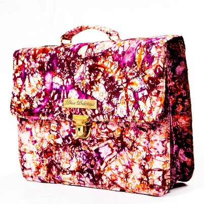 SPRING SUMMER 13 TREND AFRICAN PRINT BAG Diva Delicious