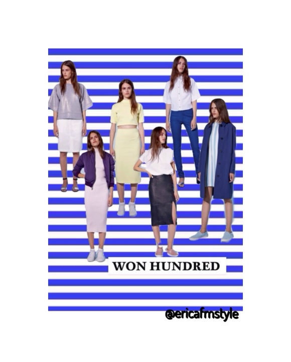 DESIGNER SPOTLIGHT: MY FAV' WON HUNDRED AT VARG PR SS14 collection!!