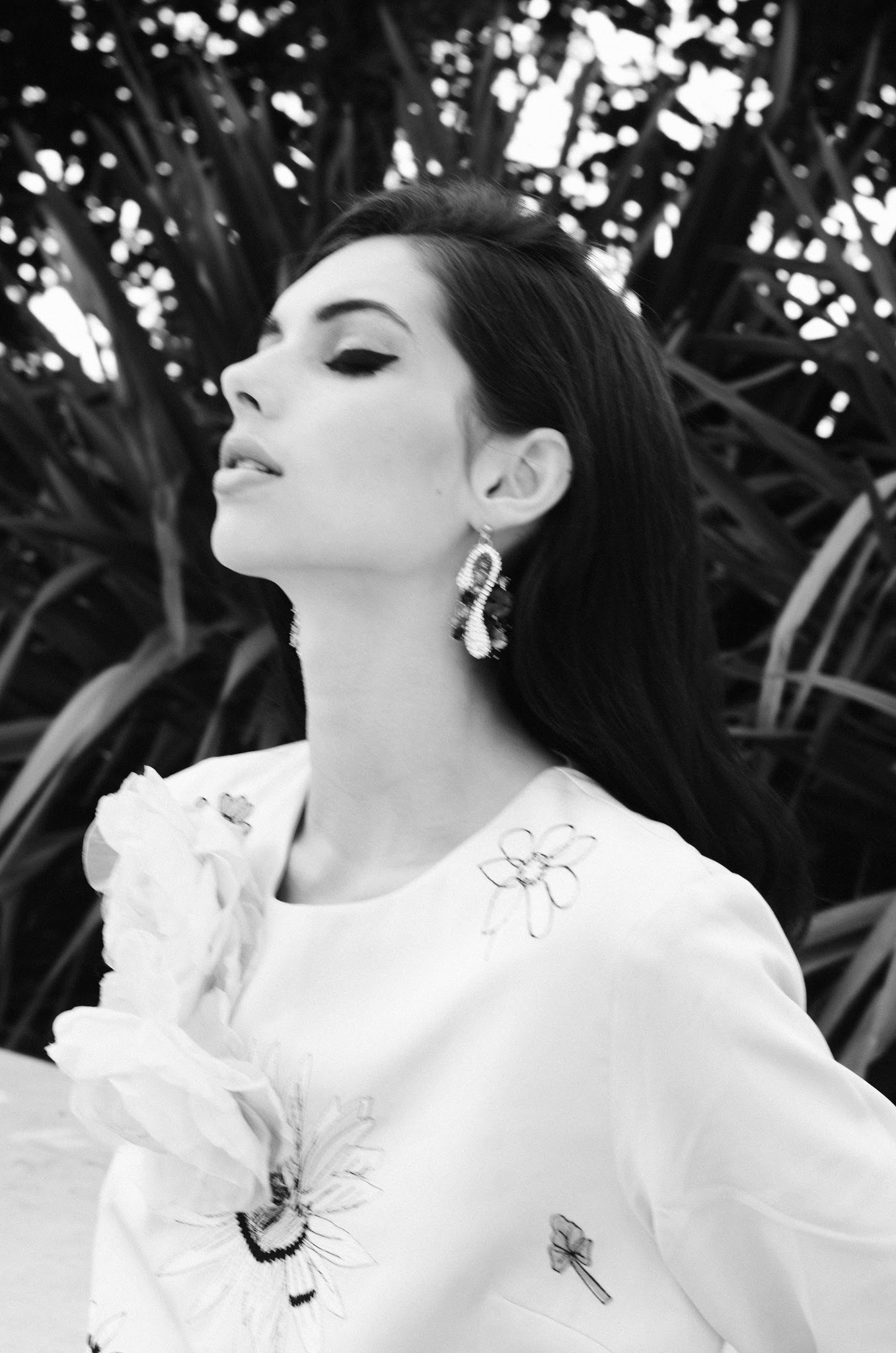 vintage retro fashion editorial lana del rey ss14