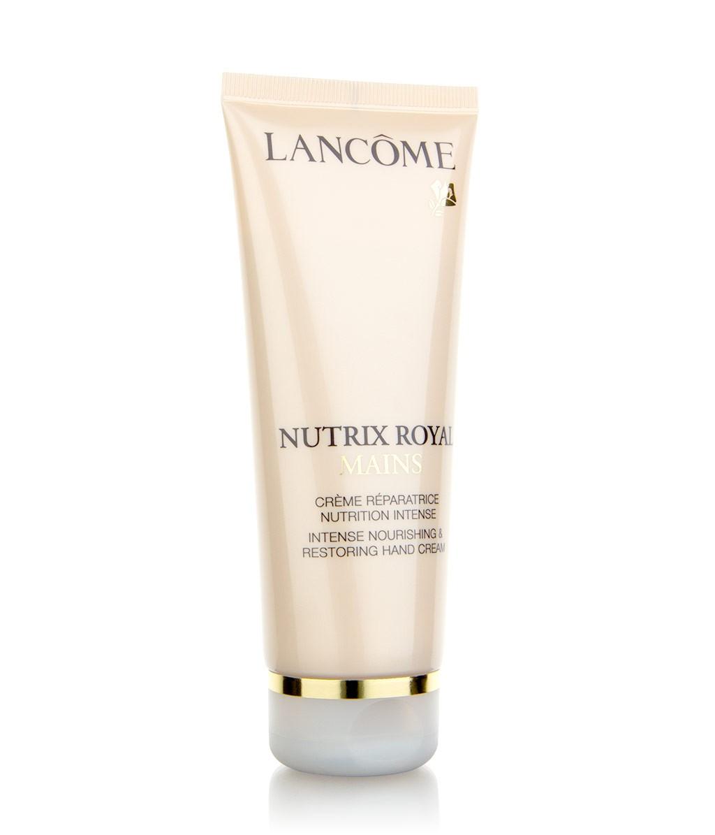 lancome-nutrix-royal-mains-hand creme hand cream rihanna pointed nails nail care