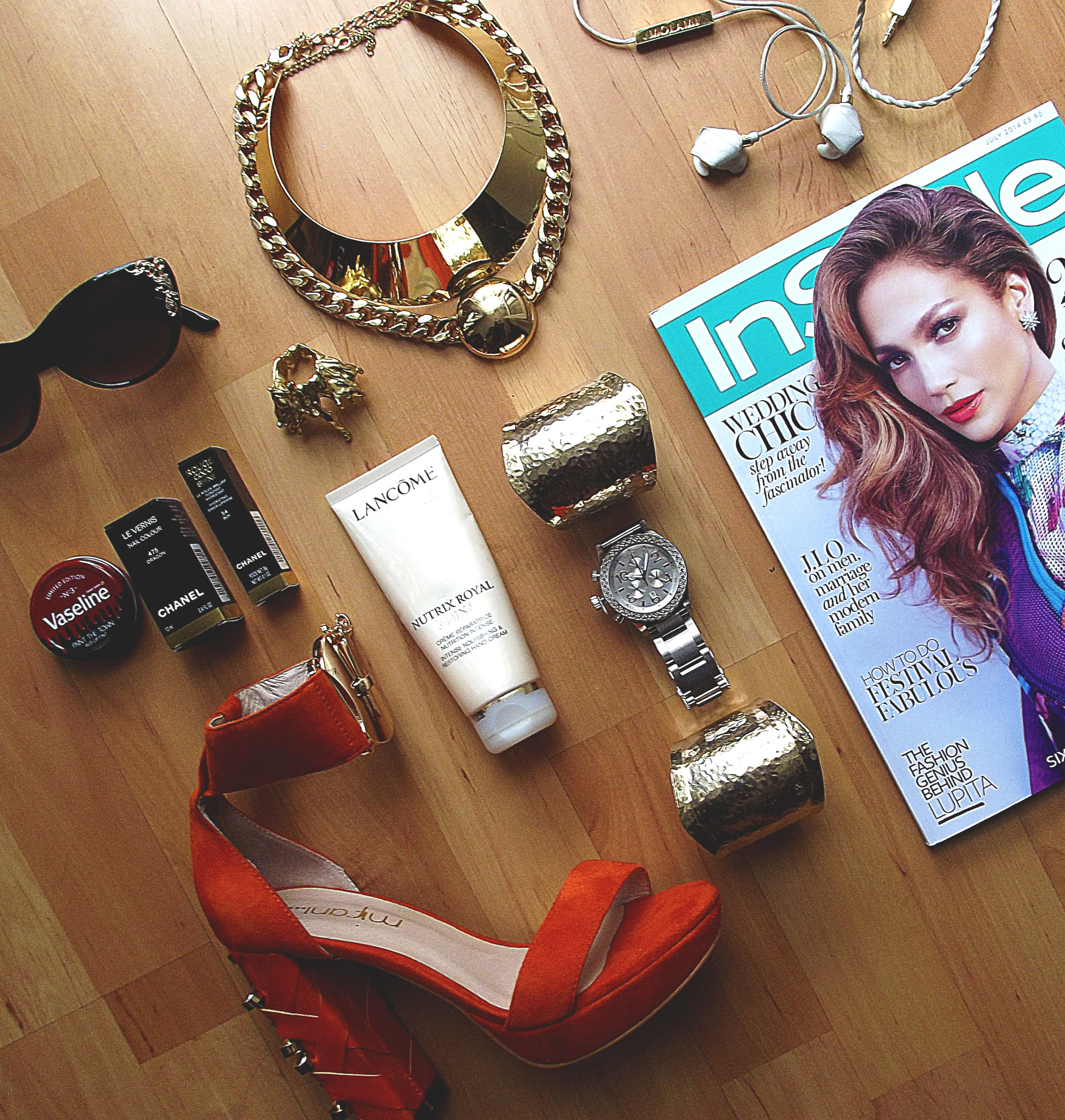 Celebrity Kim kardashian rihanna rita ora holiday essentials festival blogger style in style magazine womens clothing