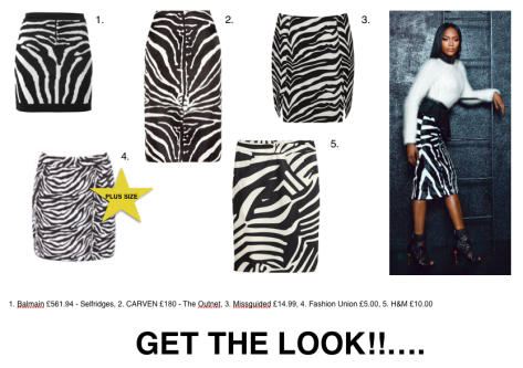 Rihanna get the look balmain naomi campbell image w magazine oliver roustieng style fashion editorial