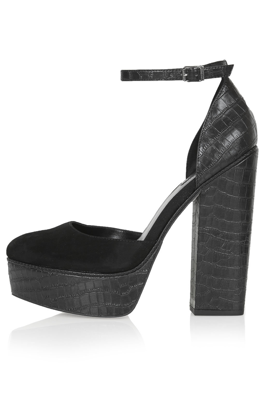 Beyonce in topshop dress black sequin get the look shoes platforms heels hair