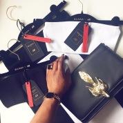 Kendall kylie Jenner Balmain H&M jewellery nails