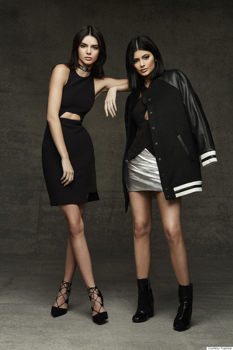 Kendall and Kyliie topshop holiday collection